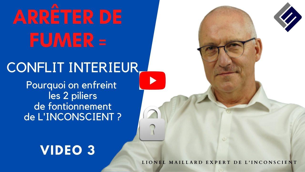 ARRÊTER DE FUMER-VIDEO 3 Conflit int