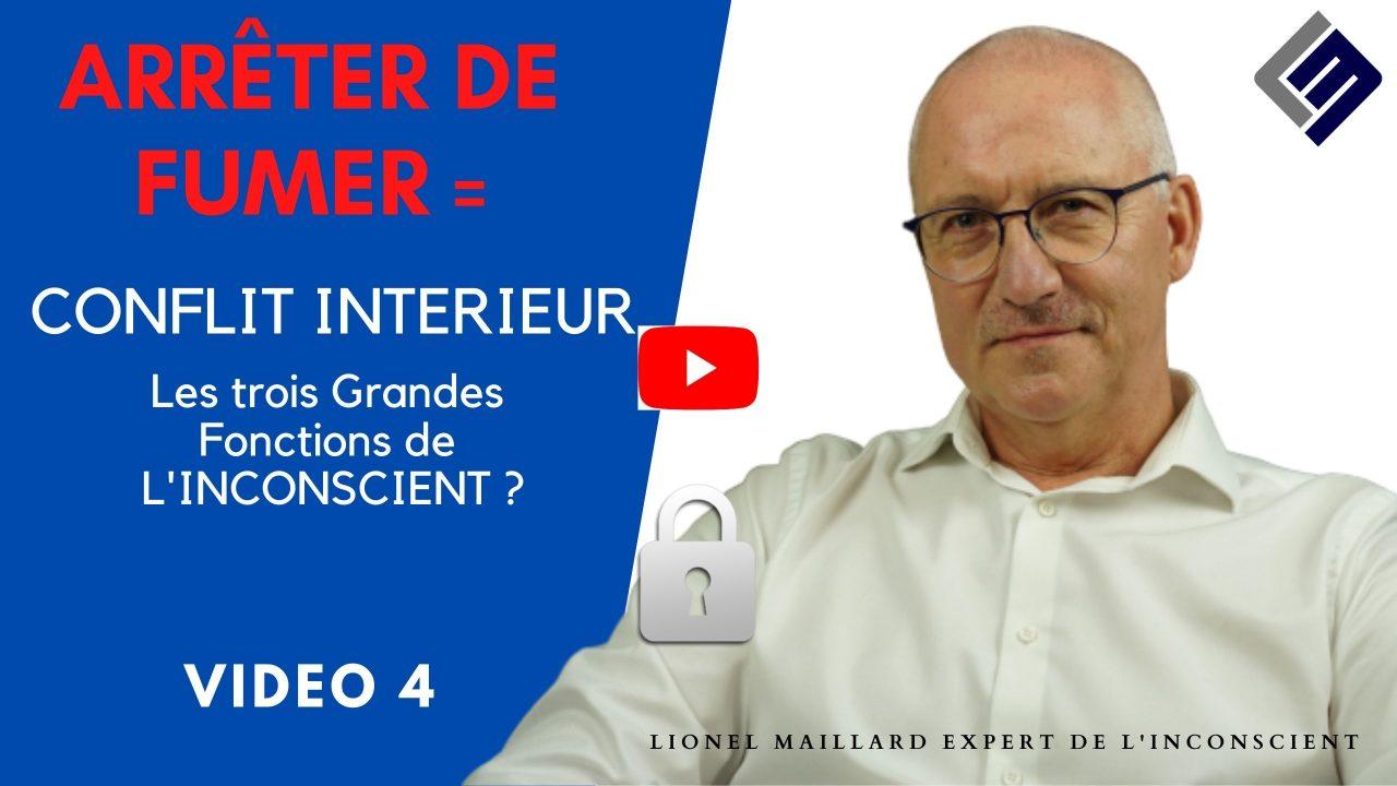 ARRÊTER DE FUMER-VIDEO 4 LES 3 FONCTIONS